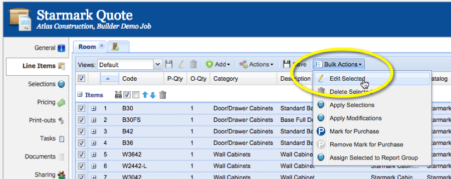 Switch Items to a New Catalog - Breakfront Software